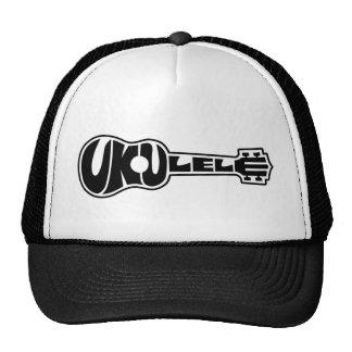 Ukulele Logo Cap