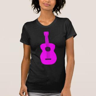 Ukulele - Magenta Tshirt