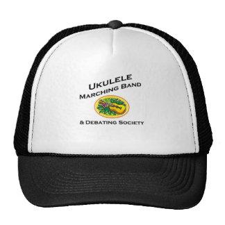 Ukulele Marching Band & Debating Society Cap