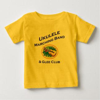 Ukulele Marching Band & Glee Club Tee Shirts