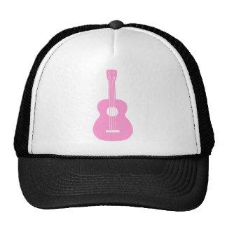 Ukulele - Pink Cap