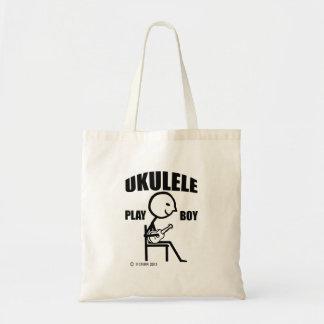 Ukulele Play Boy Bags