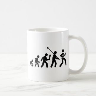 Ukulele Player Coffee Mug