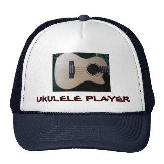 UKULELE PLAYER HAT 3/30/13