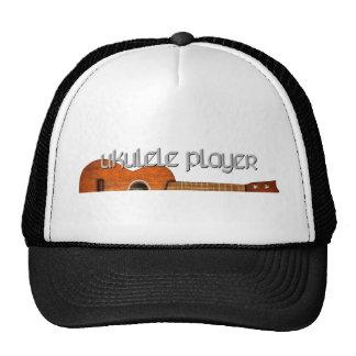 Ukulele Player Magazine Logo Cap