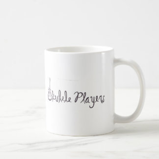 Ukulele Players Coffee Mug