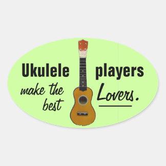 UKULELE PLAYERS stickers (4)