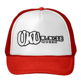 Ukulele Queen Trucker Hat