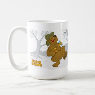 Ukulele Rangers 'Do Bears Sing in the Woods?' Mug
