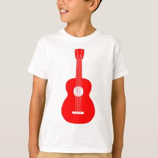 Ukulele - Red T-Shirt