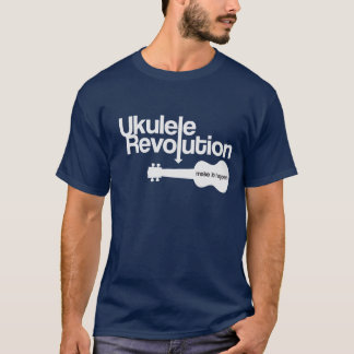 Ukulele Revolution Dark T-Shirt