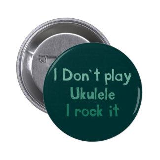 Ukulele Rock It Button