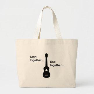 Ukulele Start Together... Bag