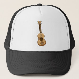 Ukulele Trucker Hat