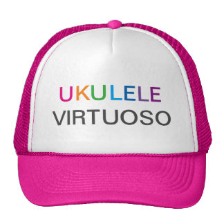 Ukulele Virtuoso Hat