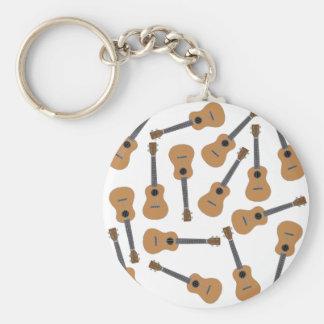 Ukuleles Uke Key Ring