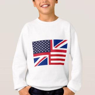 UKUSAFLAG.jpg Sweatshirt