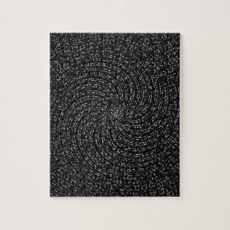 Ulam Spiral Jigsaw Puzzle