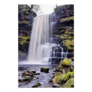 Uldale Force, Cumbria - Waterfall Photograph