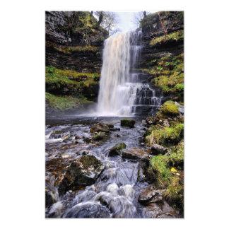 Uldale Force, Cumbria - Waterfall print Photo
