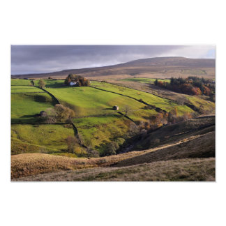 Uldale, The Yorkshire Dales Photo Print