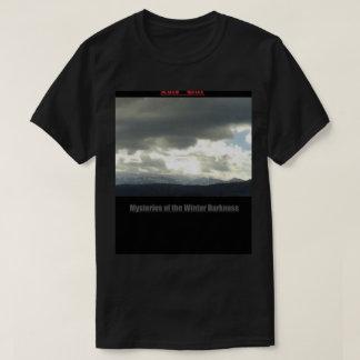 Ulfr Luis: MysteriesofWinterDarkness black T-Shirt