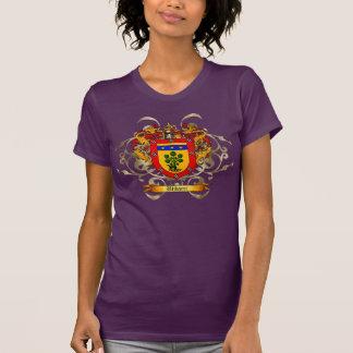 Ulibarri Coat of Arms (Ornate Version) T-shirt