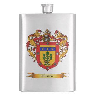 Ulibarri shield of Arms Flask