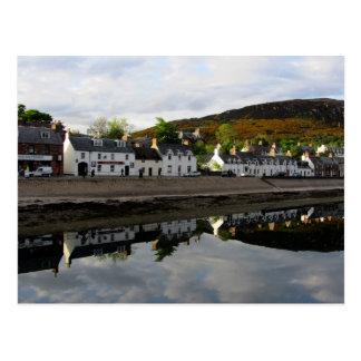 Ullapool, Scotland Postcard