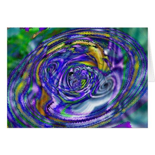 Ulli's fractal gulp card