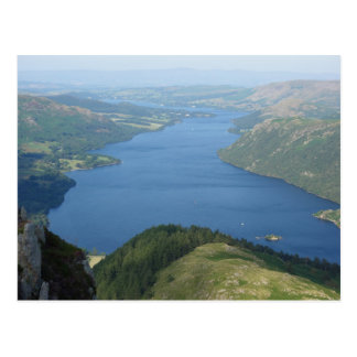 Ullswater from Heron Pike Postcard
