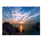 Ulsan, South Korea Sunrise Postcard