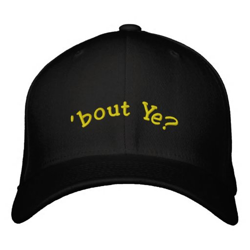 ULSTER 'bout Ye? - Embroidered Hat