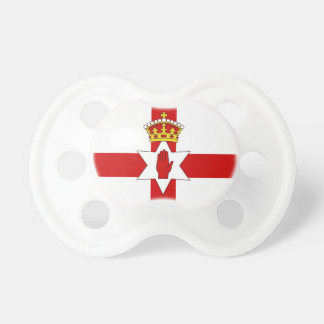 Ulster flag pacifiers