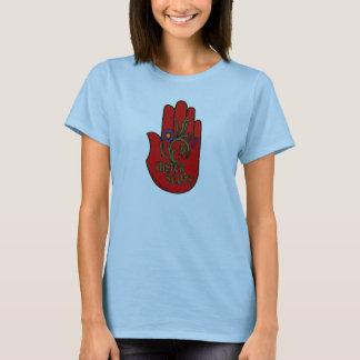 Ulster-Scots (Scots-Irish) red hand T-Shirt