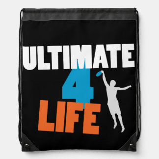 Ultimate 4 Life (dark) Bag