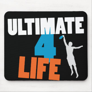 Ultimate 4 Life (dark) Mousepad