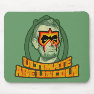 Ultimate Abe Lincoln Mouse Pad