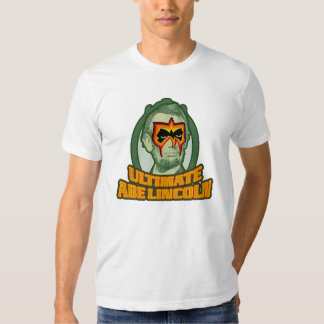 Ultimate Abe Lincoln Tshirt