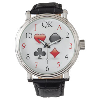 Ultimate Card Player's Watch