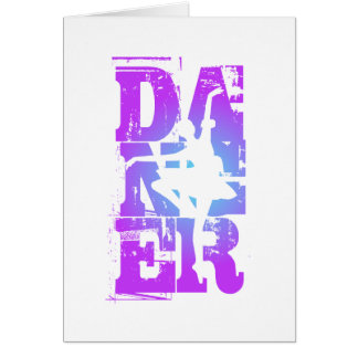 Ultimate Dancer Graphic Greeting Card