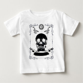 Ultimate Death Skull Baby T-Shirt