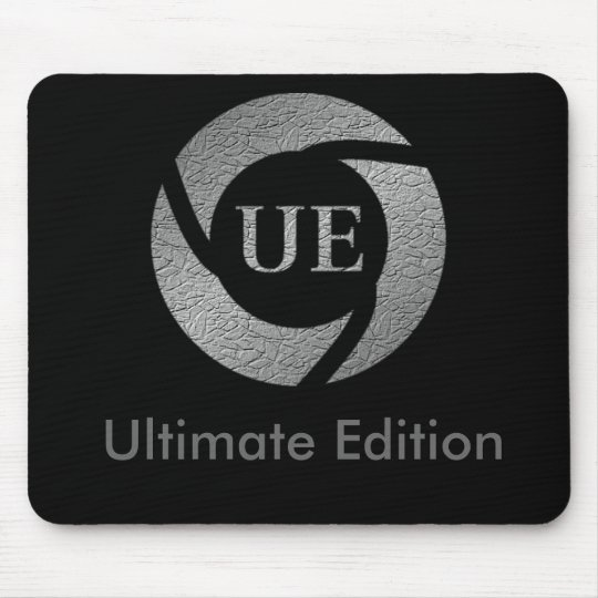 Ultimate Edition mouse pad