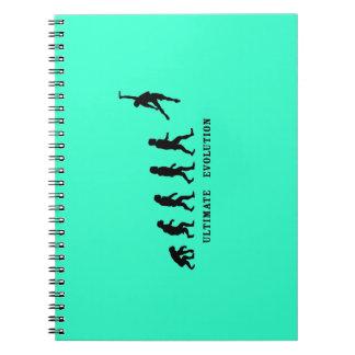 Ultimate Evolution Notebook