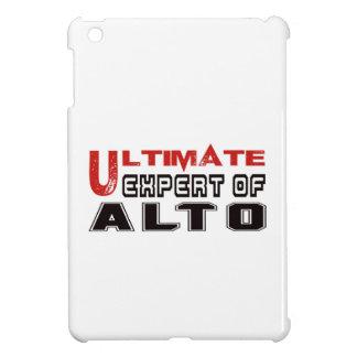 Ultimate Expert Of Alto. iPad Mini Cover
