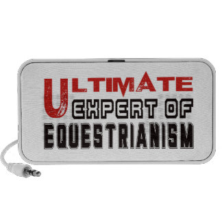 Ultimate Expert Of Equestrianism. Speaker System