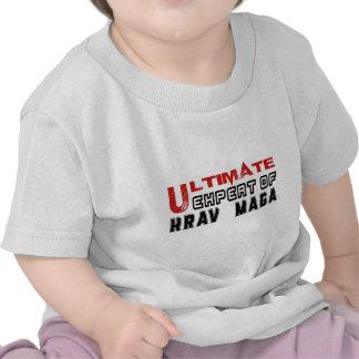 Ultimate Expert Of Krav Maga. Shirts