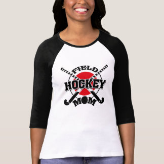 Ultimate Field Hockey Mom/Hockey Mum T-Shirt