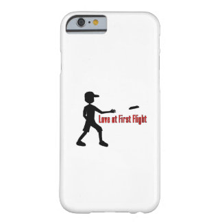 Ultimate Frisbee Love at First Flight Barely There iPhone 6 Case