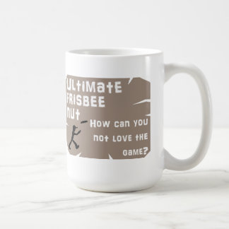 Ultimate Frisbee Nut Mug